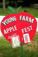 Young Family Farm Apple October Fest 2012