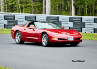 Corvette Club Thompson Track